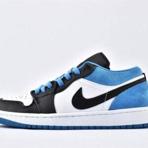 Air Jordan 1 Low SE Laser Blue 1