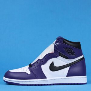 Air Jordan 1 Retro High OG Court Purple 2.0 1