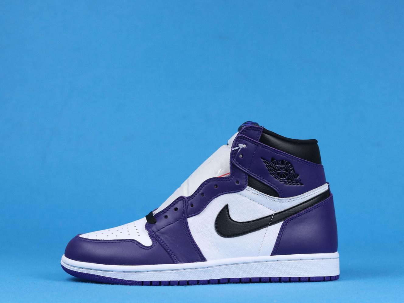 Air Jordan 1 Retro High OG Court Purple 2.0 1