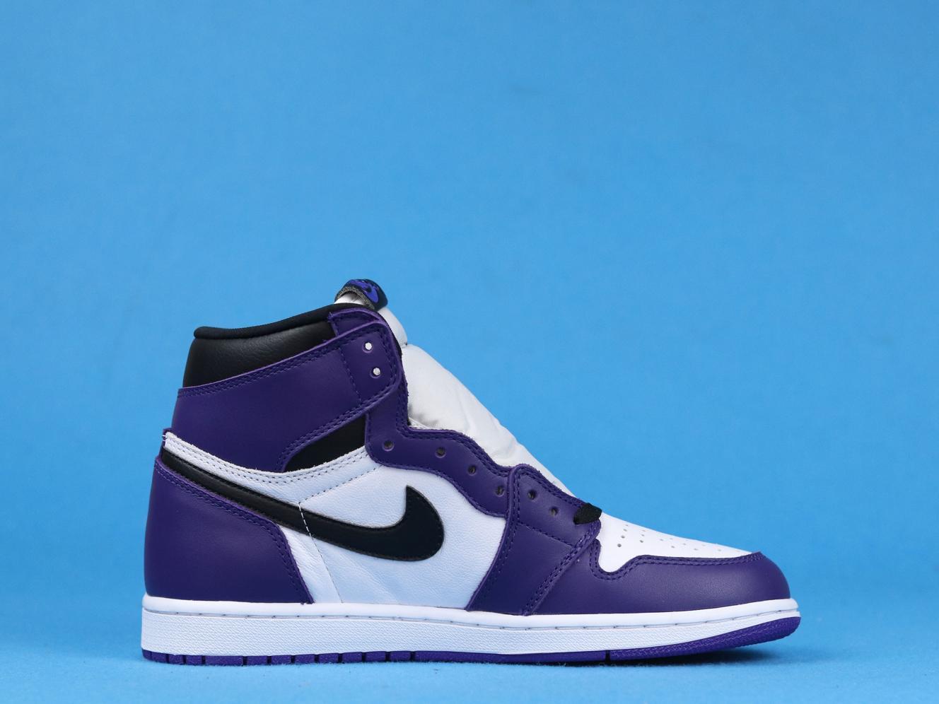 Air Jordan 1 Retro High OG Court Purple 2.0 2