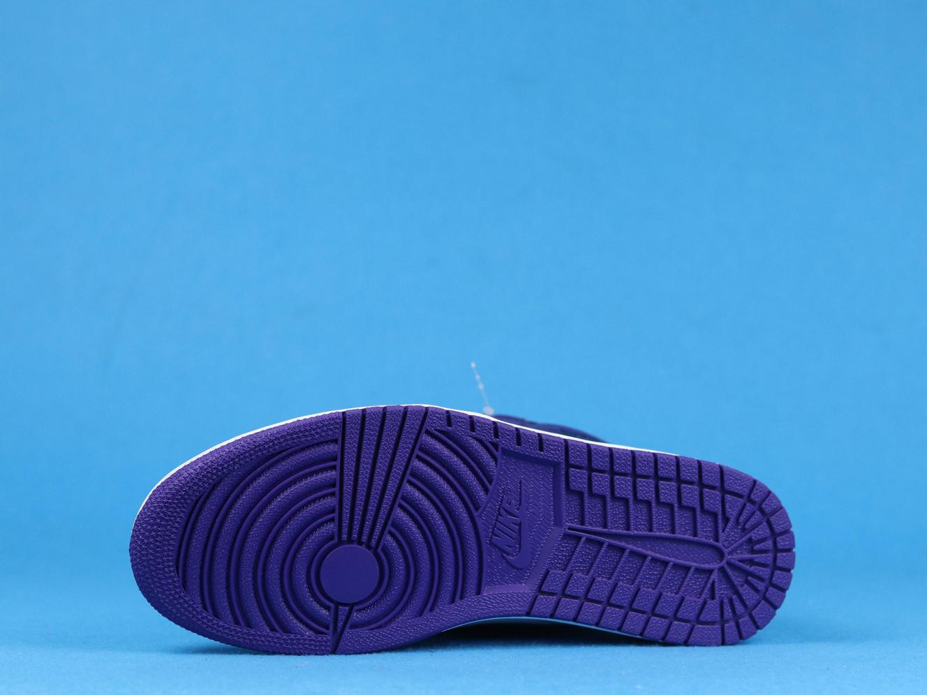 Air Jordan 1 Retro High OG Court Purple 2.0 3