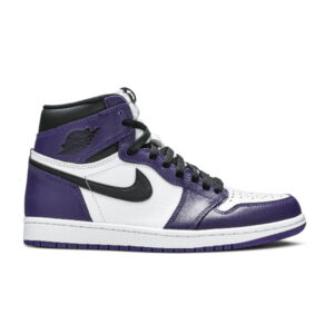 Air Jordan 1 Retro High OG Court Purple 2.0