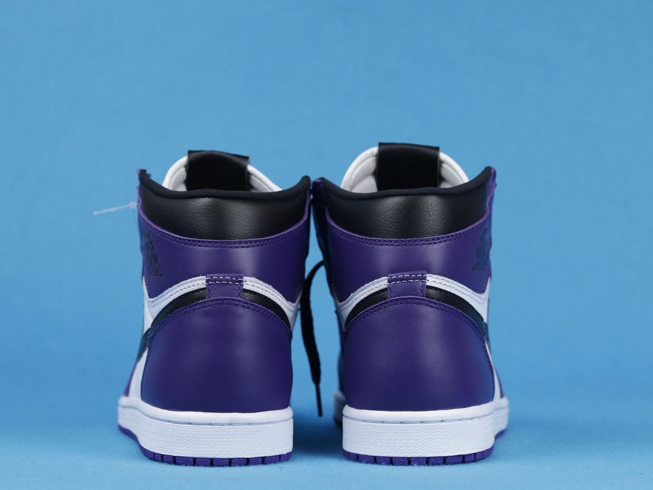 Air Jordan 1 Retro High OG Court Purple 2.0 4