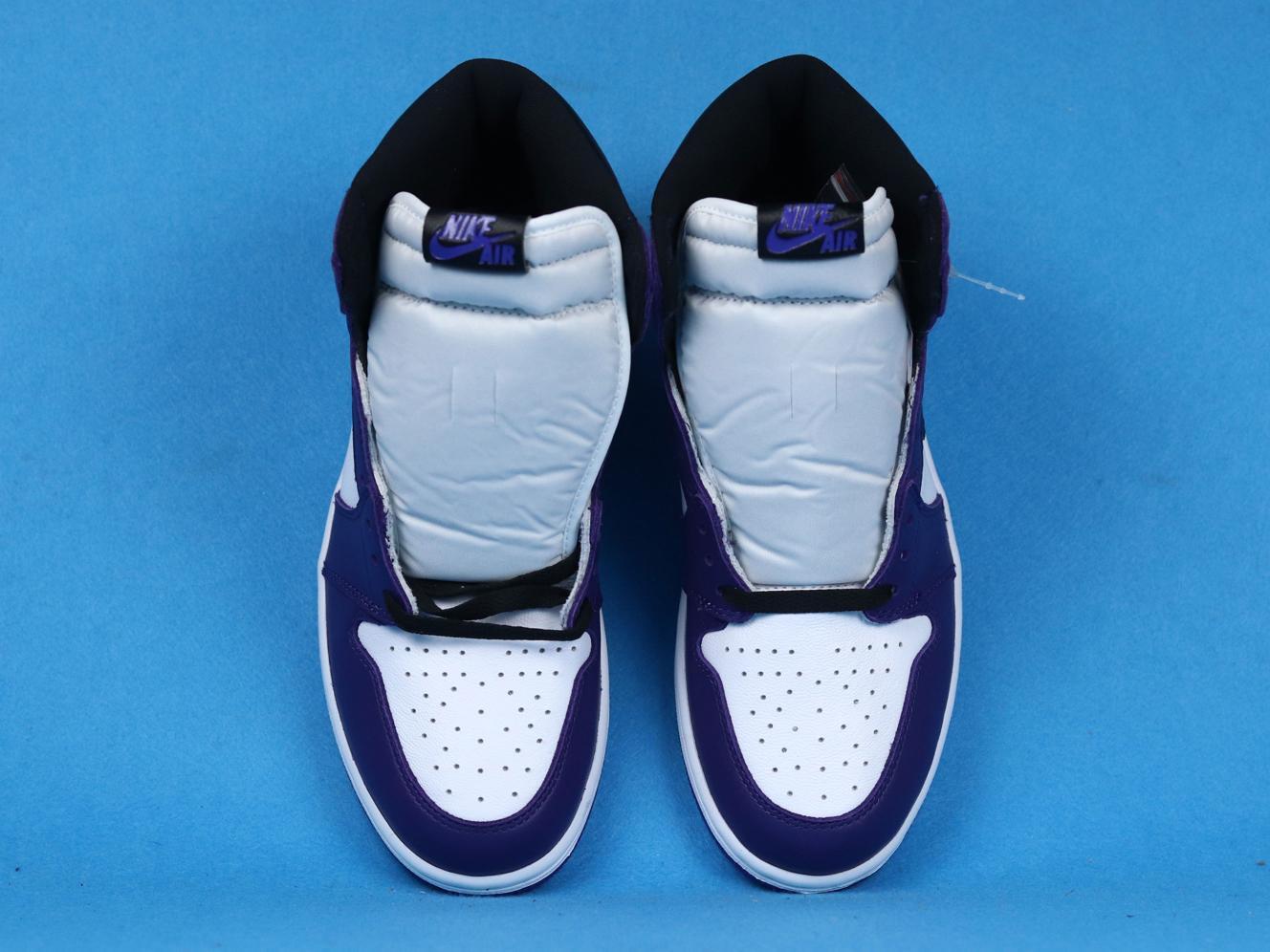 Air Jordan 1 Retro High OG Court Purple 2.0 5
