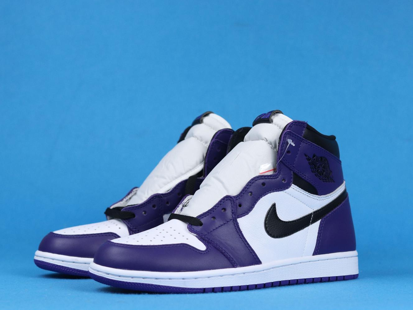 Air Jordan 1 Retro High OG Court Purple 2.0 6