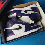 Air Jordan 1 Retro High OG Court Purple 2.0 7