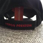 Heron Preston Black And Red Embroidered Logo Cap-14