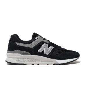 New Balance 997 Black Silver