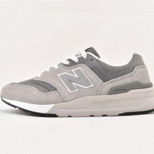 New Balance 997 Grey Silver 1