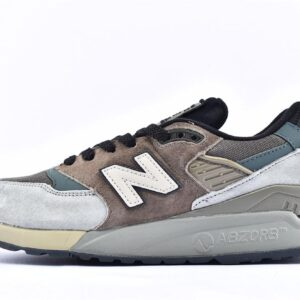New Balance 998 Made in USA Brown Teal 1