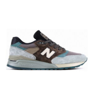 New Balance 998 Made in USA Brown Teal