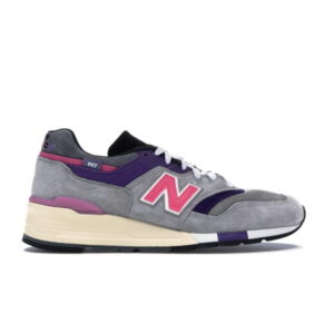 New Balance KITH x United Arrows Sons x 997 Grey Pink
