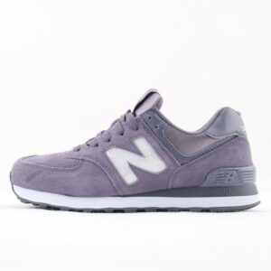 New Balance Wmns 574 Purple 1