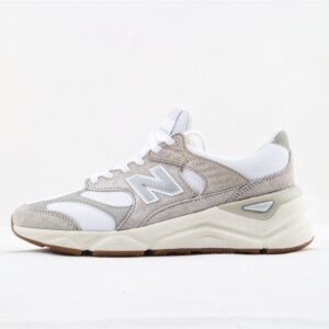 New Balance X90 Recon White Gum 1