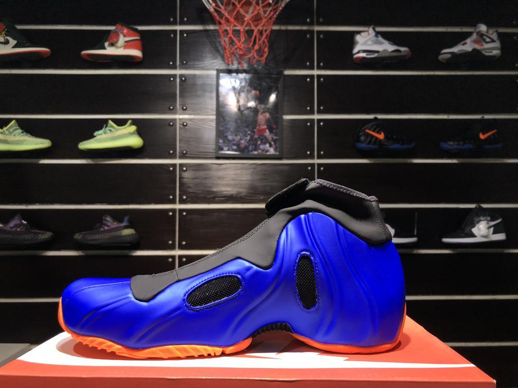Nike Air Flightposite 1 Knicks Away 13