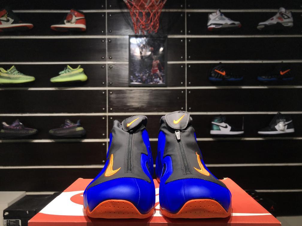 Nike Air Flightposite 1 Knicks Away 14