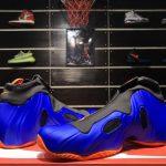 Nike Air Flightposite 1 Knicks Away 2