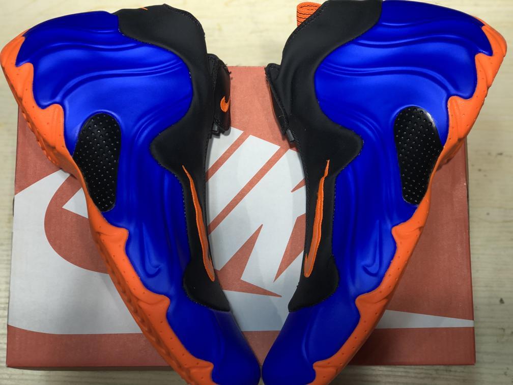 Nike Air Flightposite 1 Knicks Away 5