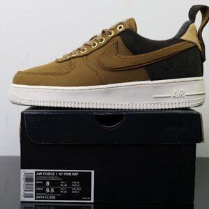 Nike Air Force 1 Low Carhartt WIP Ale Brown 1