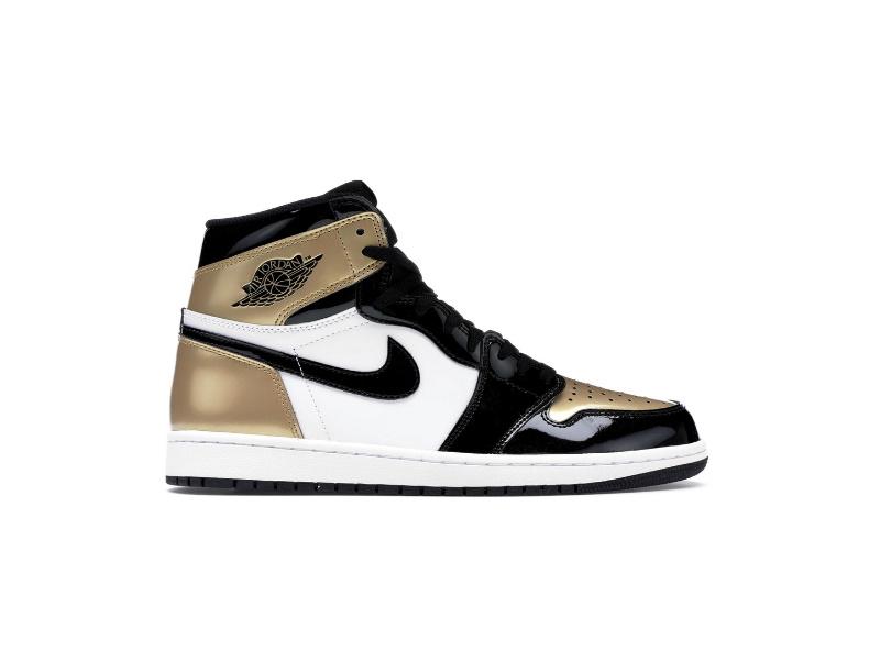 Nike Air Jordan 1 Retro High OG NRG Gold Toe