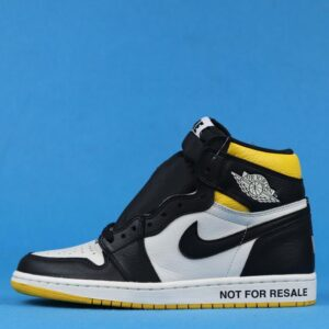 Nike Air Jordan 1 Retro High OG NRG Not For Resale Yellow 1