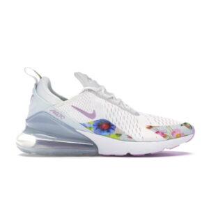 Nike Air Max 270 White Floral W