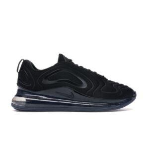 Nike Air Max 720 Black Mesh