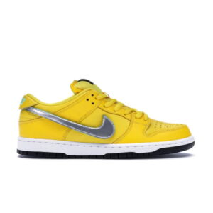 Nike Diamond Supply Co. x Dunk Low Pro SB Canary Diamond
