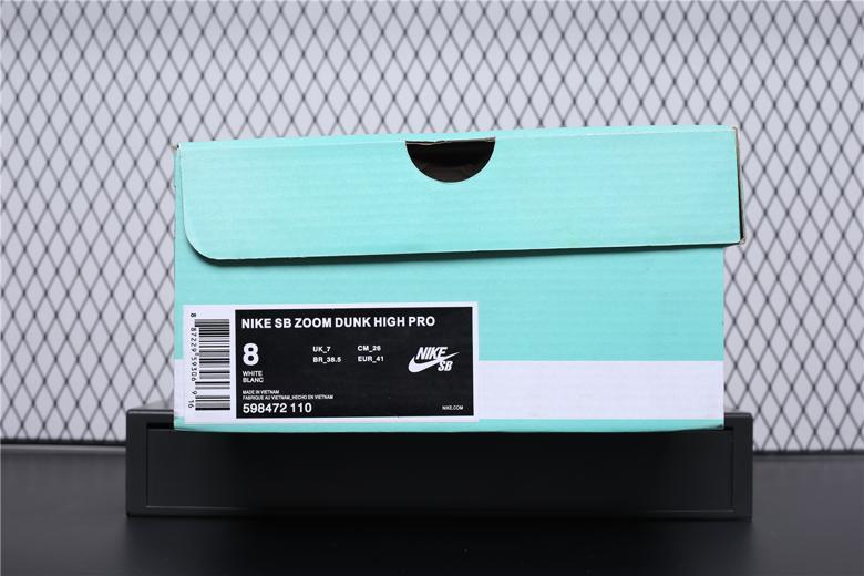 Nike Dunk Prm Hi Undftd Sp Undefeated 9