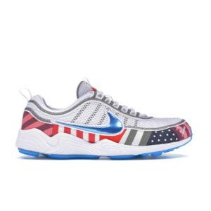 Nike Parra x Zoom Spiridon White Multi