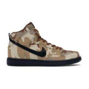 Nike SB Dunk High Pro Desert Camo