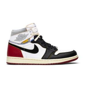 Nike Union x Air Jordan 1 Retro High Black Toe