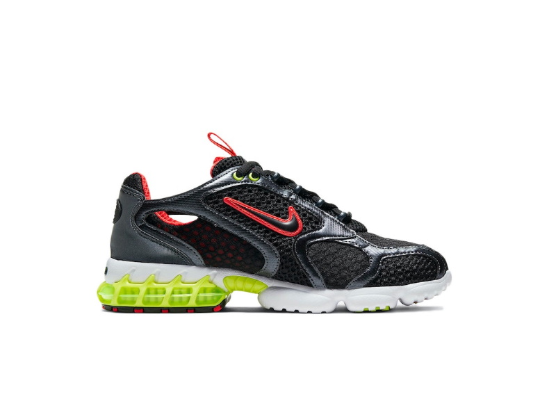 Nike Wmns Zoom Spiridon Cage 2 Track Red Volt