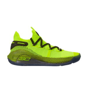 Under Armour Curry 6 Coy Fish GS