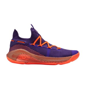 Under Armour Curry 6 Deep Orchid