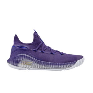 Under Armour Curry 6 Team Violet