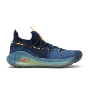 Under Armour Curry 6 Underrated GS