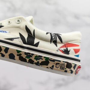 Vans Era 95 DX Anahaeim Factory OG Print Mash Up 1