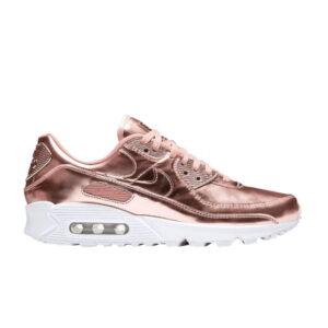 Wmns Air Max 90 Metallic Pack Rose Gold