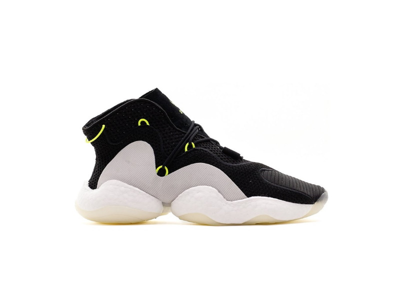 adidas Crazy BYW Core Black Solar Yellow