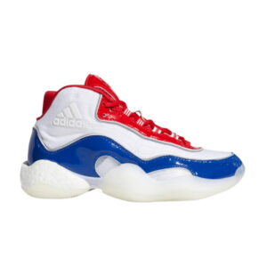 adidas Crazy BYW Icon 98 Scarlet White Royal