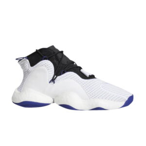 adidas Crazy BYW J Cloud White Real Purple