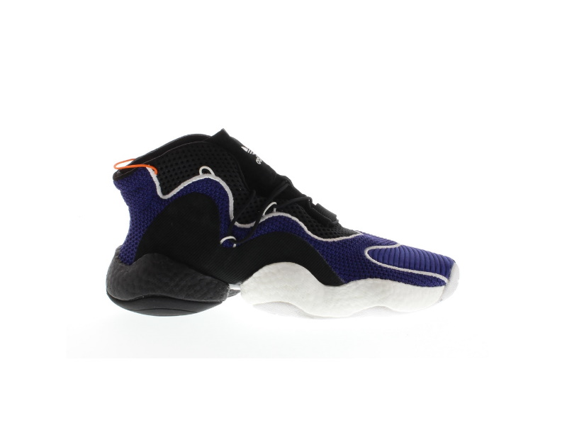 adidas Crazy BYW LVL 1 Black Purple