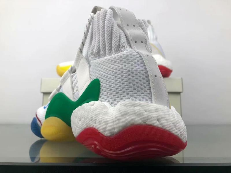 adidas Crazy BYW LVL X Pharrell Alternate White 13