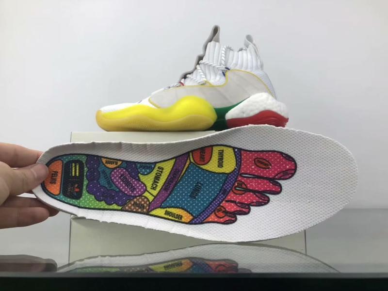 adidas Crazy BYW LVL X Pharrell Alternate White 15