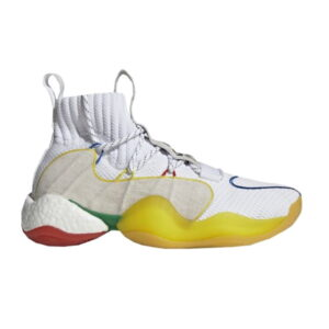 adidas Crazy BYW LVL X Pharrell Alternate White