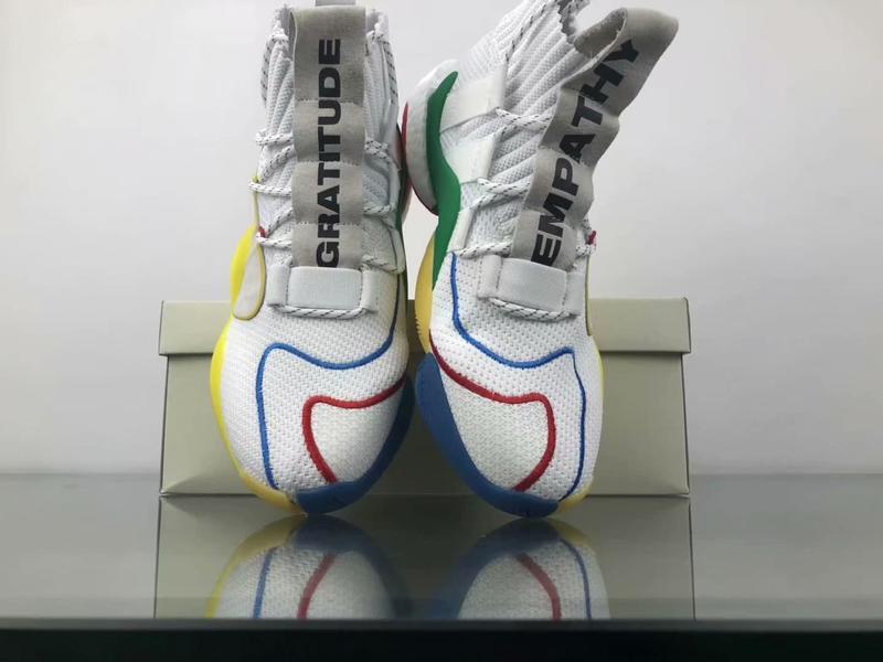 adidas Crazy BYW LVL X Pharrell Alternate White 6