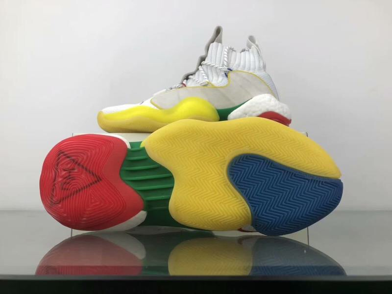 adidas Crazy BYW LVL X Pharrell Alternate White 7