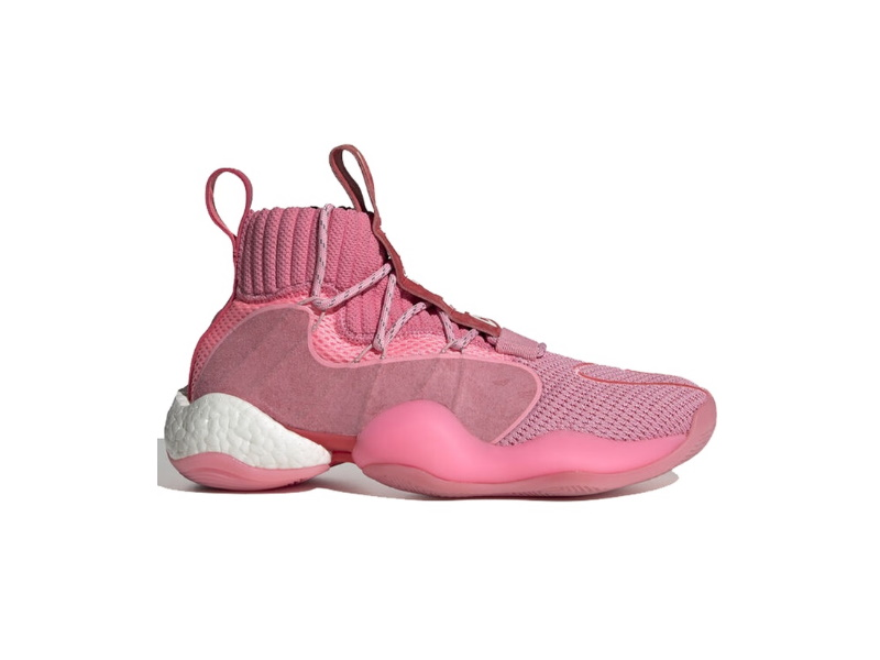 adidas Crazy BYW PRD Pharrell Now is Her Time Pink