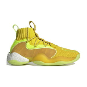 adidas Crazy BYW PRD Pharrell Now is Her Time Yellow